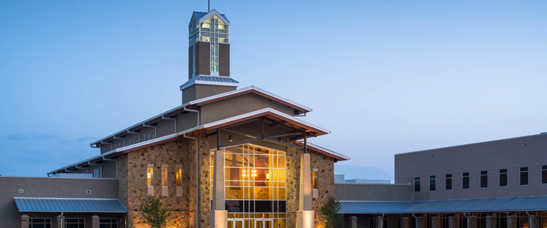 Grace Ave United Methodist Church, Frisco, TX