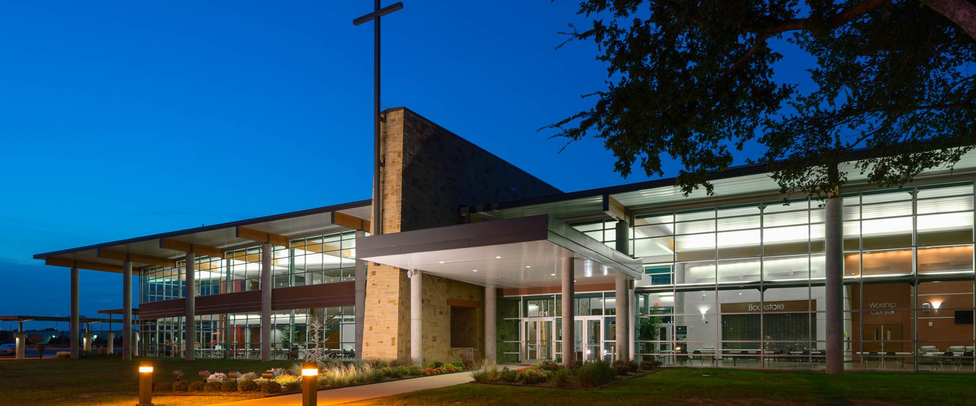 North Dallas Community Bible Fellowship, for HH Architects